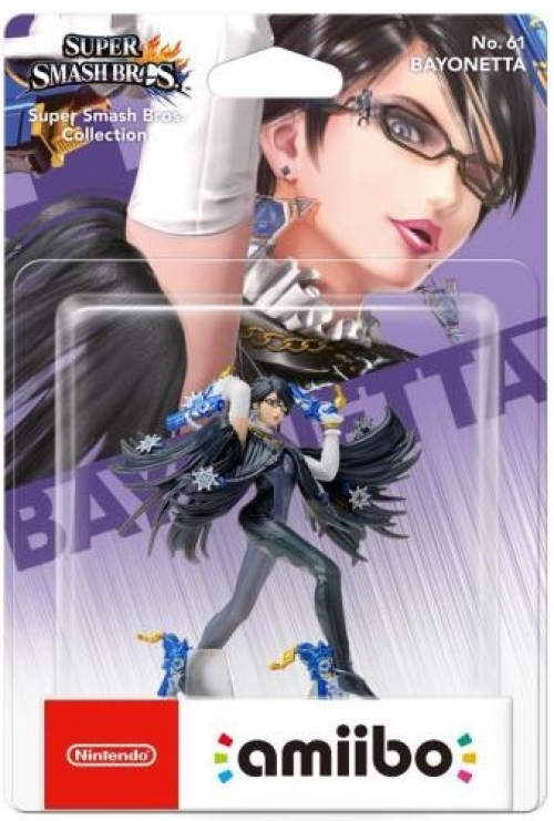 Amiibo - Bayonetta - Super Smash Bros N°61