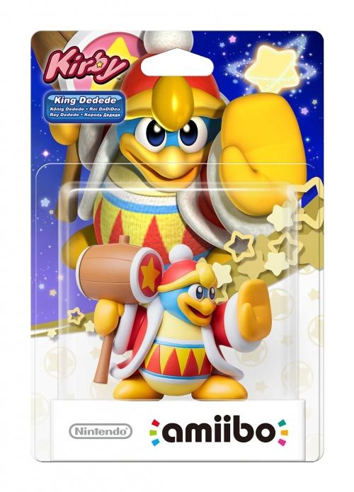 Amiibo Kirby - King Dedede/Roi Dadidou