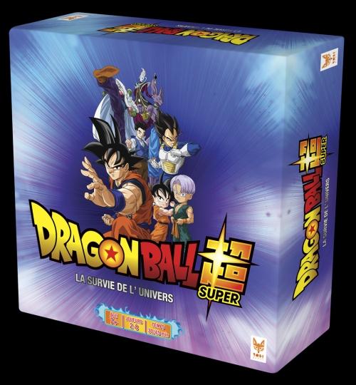 Carte DRAGON BALL Z Le Super Saiyan 3 D-271